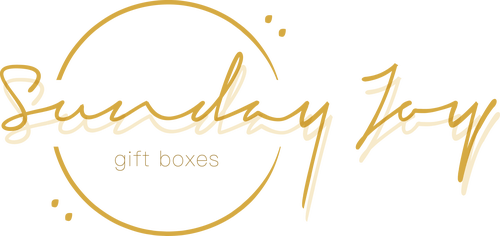Sunday Joy Gift Boxes - Cadeau's op maat