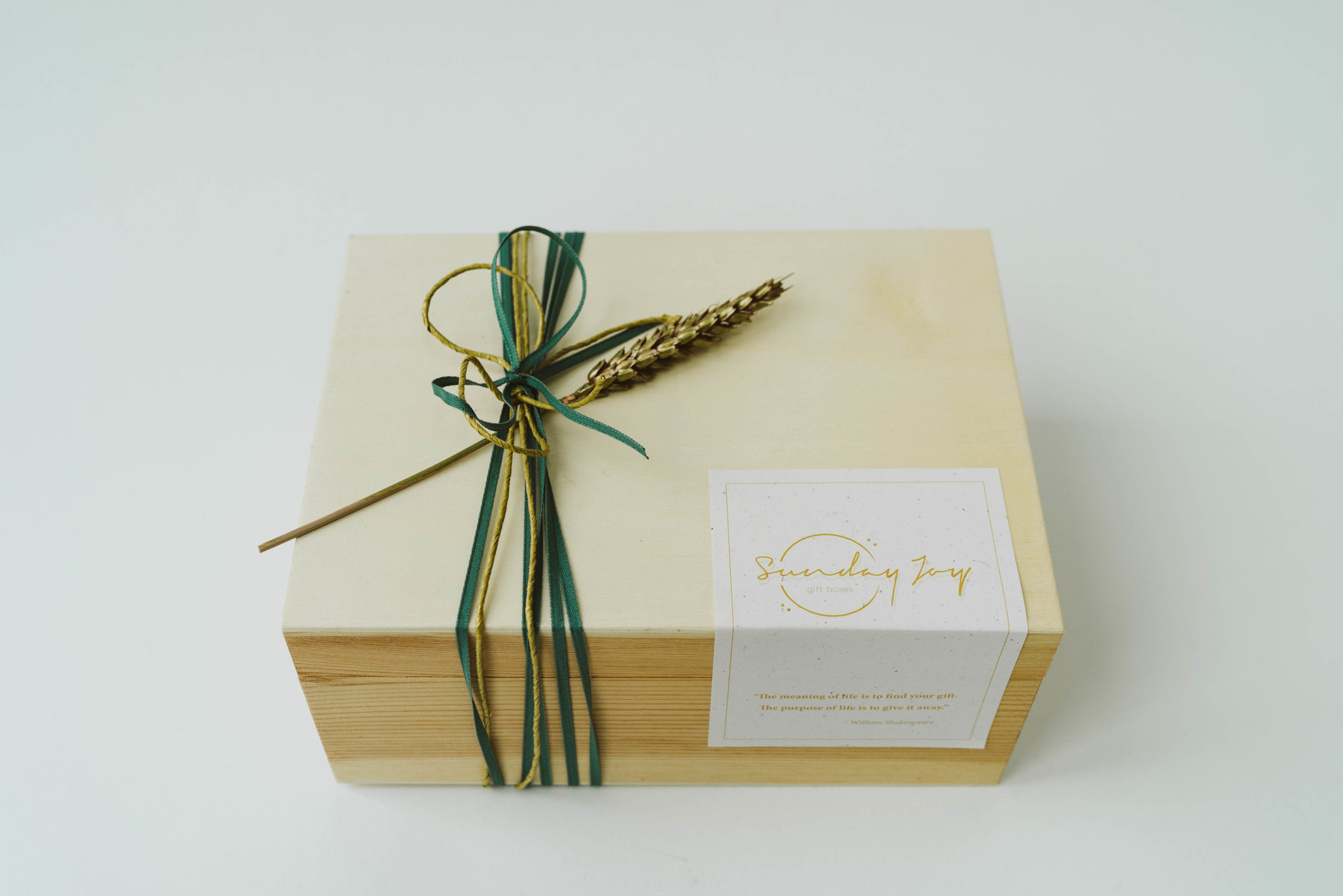 het perfecte cadeau gift box