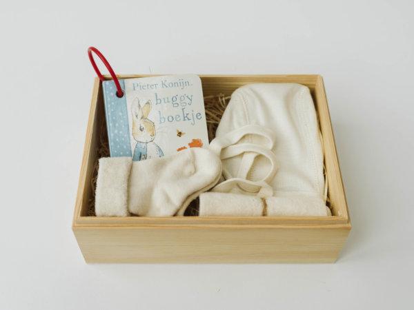 Gift box baby