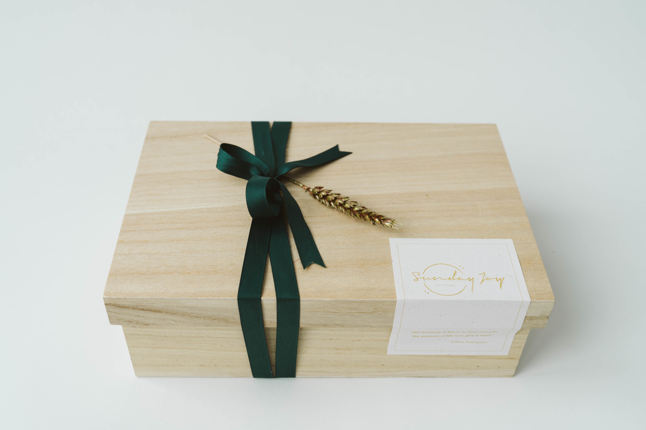 The perfect gift box